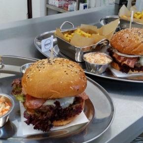 Gourmet Jižní Morava - bistra jižní Morava - Burgr's Fresh Burger Bistro