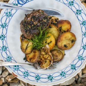 Gourmet Jižní Morava - restaurace jižní Morava - Boutique hotel Tanzberg