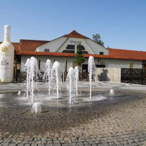 Gourmet Jižní Morava - víno a vinařství jižní Morava - Château Valtice - Vinné sklepy Valtice