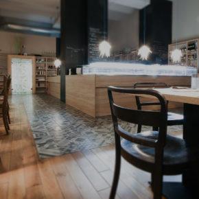 Gourmet Jižní Morava - bistra jižní Morava - Bistro Drogérka Mikulov
