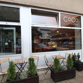 Gourmet Jižní Morava - kavárny a cukrárny jižní Morava - COCO coffee Blansko