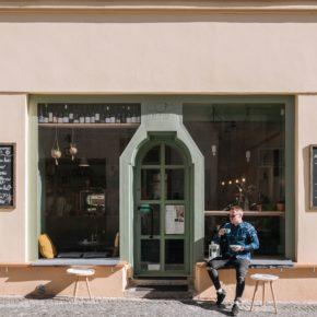 Gourmet Jižní Morava - kavárny a cukrárny jižní Morava - Balance coffee & wine Znojmo